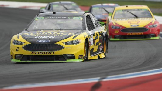 NASCAR at Charlotte ROVAL: Live updates, highlights from Sunday's race