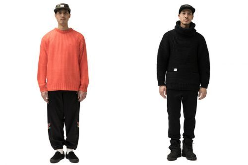 WTAPS Fall/Winter 1018 Collection Provides Great Versatility