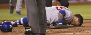 Russell makes food run, Cubs beat Cards to near clinch
