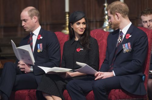 Prince William fell asleep during his first post-baby event