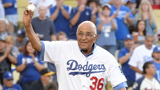 Don Newcombe, star pitcher linked to Dodgers' Brooklyn past, dies at 92