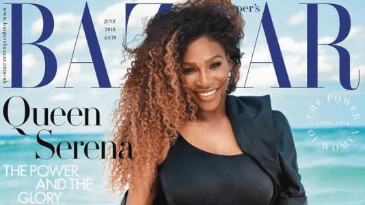 Must Read: Serena Williams Covers 'Harper's Bazaar UK,' Layoffs Hit 'Vogue' as Condé Nast Cuts Continue