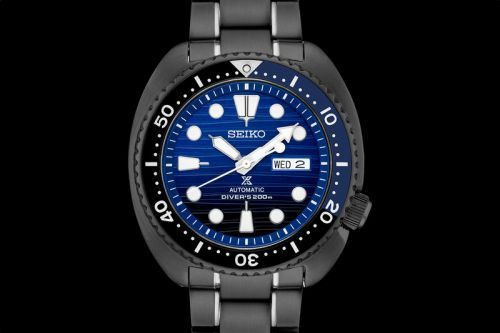 Seiko Introduces $575 USD Prospex Turtle Wristwatch
