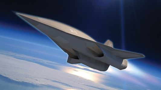 This is how amazing the Mach 6 SR-72 'Son of Blackbird' could be
