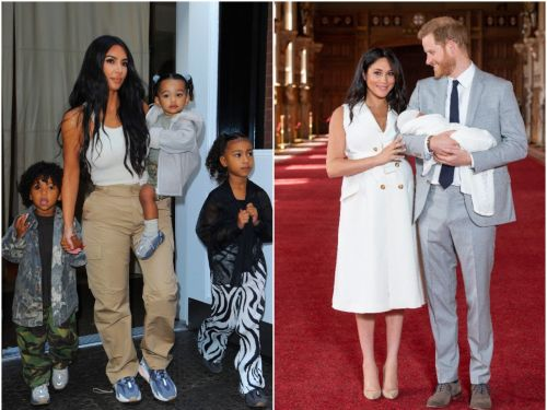 Kim Kardashian is the latest celebrity to defend Meghan Markle and Prince Harry: 'I can definitely empathize'