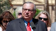 Controversial Former Arizona Sheriff Joe Arpaio Announces He's Running Again