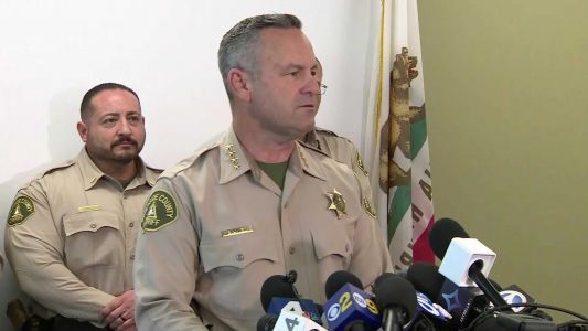 3 men were found dead near a California cemetery. Sheriff says it 'was a message'