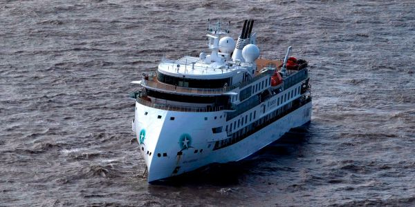 Nearly 60% of the passengers on an Antarctic cruise ship have tested positive for the coronavirus