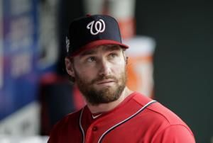 Cubs acquire 2B Murphy in trade with Nationals