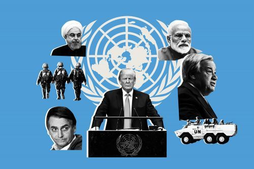 The World Comes to the U.N.-but the U.S. Is Largely Missing