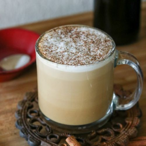 Homemade Gingerbread Coffee Recipe