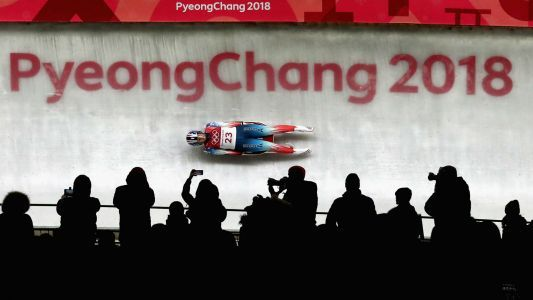 Winter Olympics 2018: American luger Emily Sweeney 'okay' after scary crash
