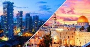 New tourist information centres and a Jerusalem City Pass make Jerusalem and Tel Aviv accessible
