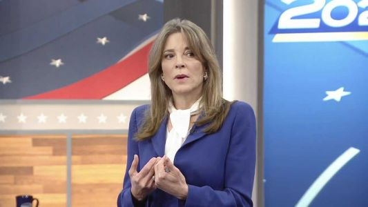 'Conversation with the Candidate' with Marianne Williamson: Part 2