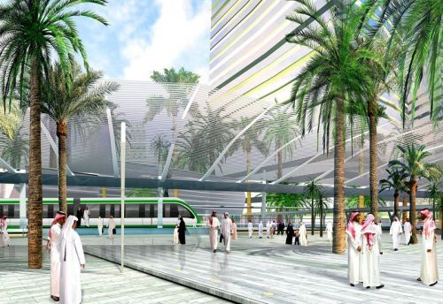 Saudi Arabia is building a $10 billion city on the sand - here's what it will look like