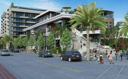 West Palm project flaunting Marriott hotel, public park to be built this week