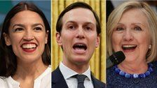 'But His WhatsApp': AOC, Hillary Clinton Taunt Jared Kushner Over Private Messaging