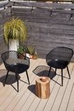 Make Full Use of Your Tiny Balcony With This Outdoor Furniture For Small Spaces