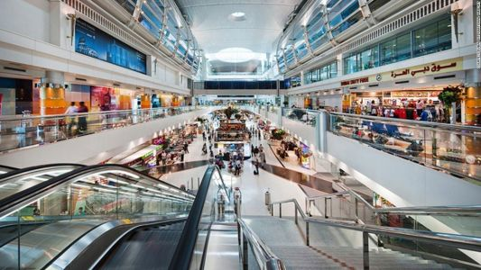 Emirates launches new biometric pathway at Dubai Airport