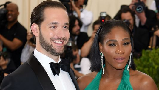 Serena Williams, Alexis Ohanian married in New Orleans
