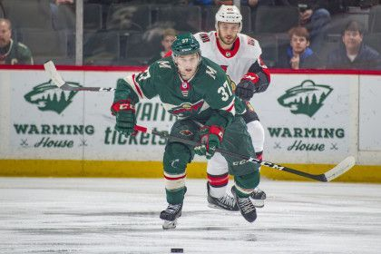 Wild Re-Sign Rau To 2-Year, 2-Way Contract
