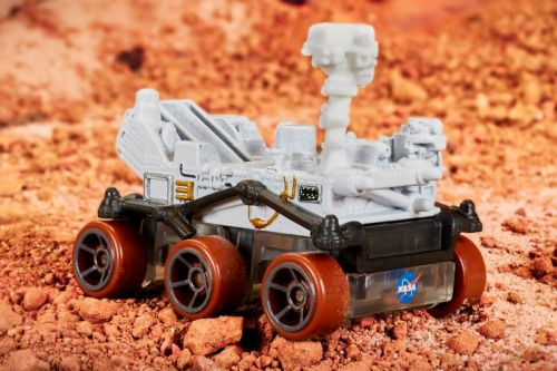Hot Wheels Celebrates NASA's Mars Perseverance Rover In New Die-Cast Release
