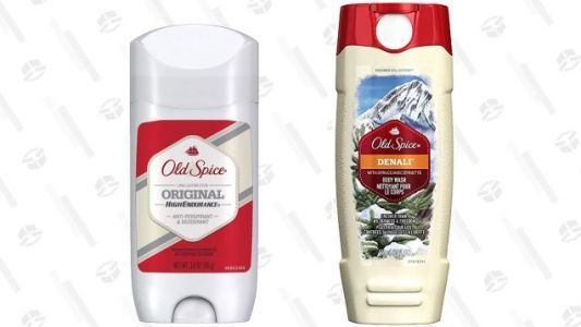 Save $6 On Your Favorite Old Spice Deodorant or Body Wash