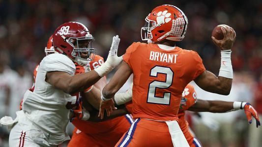 College football rankings 2018: Alabama, Clemson top composite preseason Top 25 polls
