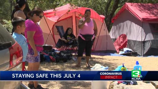 Officials: 'Everyone's responsibility' to stop COVID-19 over 4th of July