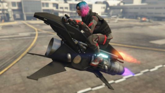 GTA Online Data Miners Discover Potentially Game-Ruining New Vehicle