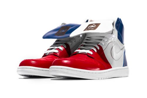 The Shoe Surgeon Commemorates France's World Cup Win With Special Air Jordan 1 Custom