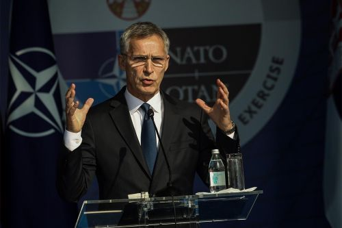 NATO head: Trump 'committed' to the alliance