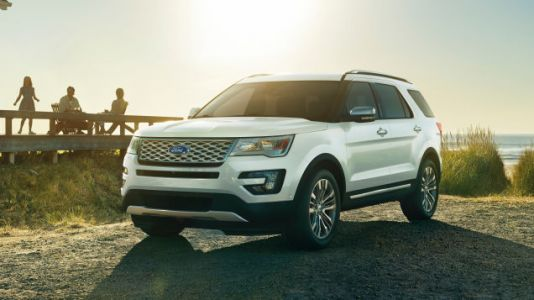 Ford Recalls 340,000 Explorers Because People Keep Injuring Their Hands On Sharp Seat Frames