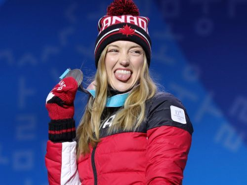 Meet Justine Dufour-Lapointe, the 23-year-old Olympic phenom and the youngest in a famous skiing family
