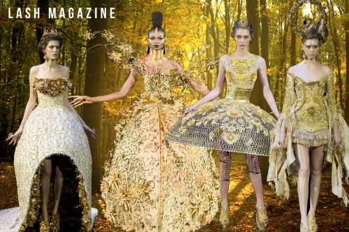GUO PEI SPRING SUMMER 2018 COUTURE COLLECTION
