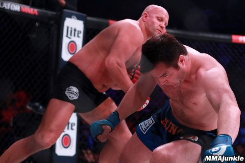 Chael Sonnen thought he'd have 'rope-a-dope moment' vs. Fedor Emelianenko at Bellator 208