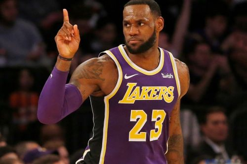 LeBron James Jersey Worn on 'Sports Illustrated' Cover Sold for Over $180K USD