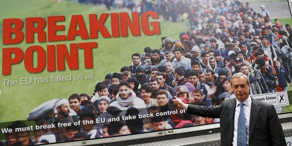 Brexit campaign chief praises 'very clever' Nazi propaganda in leaked tapes