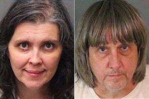 Parents arrested aftrer kids found chained in California home