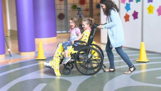 Children's Hospital patients enjoy a special marathon on Pittsburgh's big race week