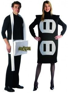 Literary Halloween - Part II: 10 Couples Costumes for Book Lovers
