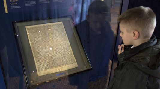 Police Say Man Tried To Steal Magna Carta, 800-Year-Old Symbol Of The Law