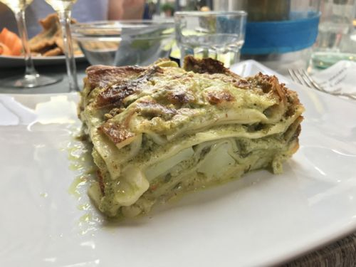 """Your Friend Bread"": notes from Liguria, the spiritual homeland of pesto and focaccia"