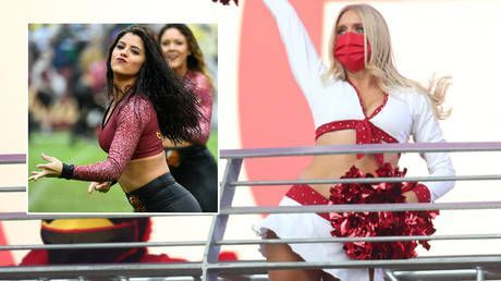 'A woke franchise': Washington Football Team axes NFL's oldest cheerleading squad for 'more inclusive' entertainment featuring men