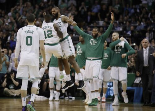 NBA season tips off with Boston Celtics, Philadelphia 76ers at the Garden