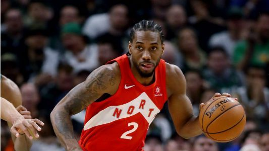 NBA playoffs 2019: Kawhi Leonard urges Raptors to 'enjoy the moment, embrace it'