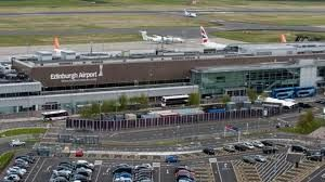 Edinburgh Airport news release - new chauffeur service introduced