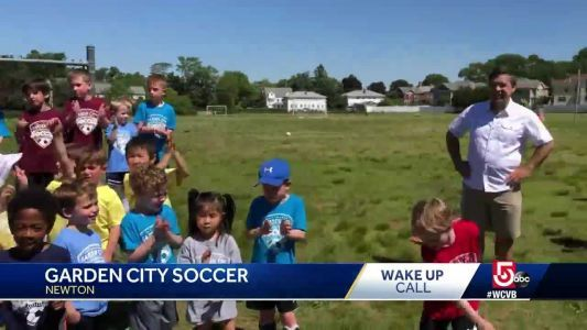 Wake Up Call from Garden City Soccer