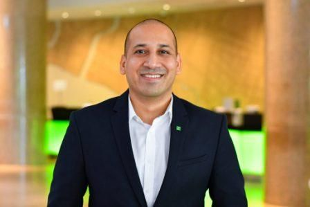 Shadab Amin appointed Director of Sales and Marketing at Holiday Inn Singapore Atrium