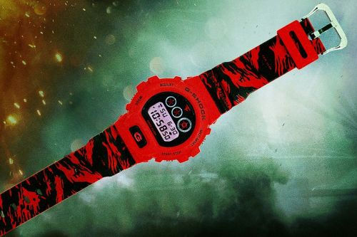"""FAZE UP"" With FaZe Clan's 10th Anniversary G-SHOCK Watch"